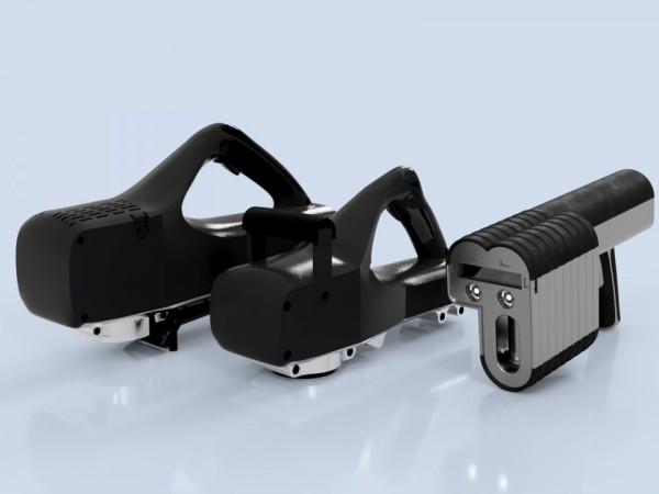 Čistící laser - 3 verze