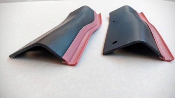 Automobilové prototypy vícemateriálové